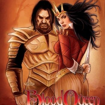 """""""This Issue Plays Out More Like A Horror Film"""" – Troy Brownfield On Blood Queen Vs Dracula #3"""