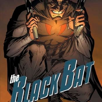 Free On Bleeding Cool – The Black Bat Issues One And Two