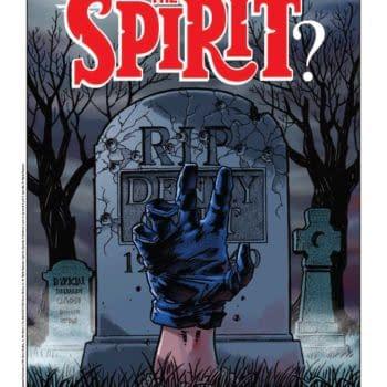 Matt Wagner To Write Will Eisner's The Spirit For Dynamite