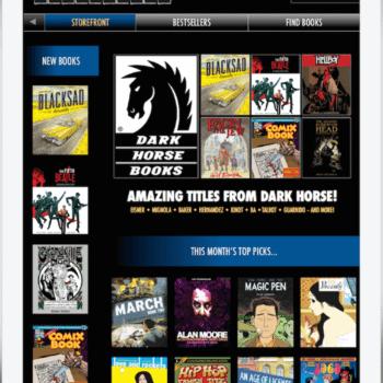 Dark Horse Joins The Sequential Comics iOS App