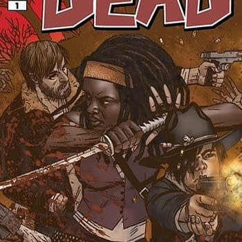 Comic Legend Michael Golden Covers The Walking Dead For Indianapolis