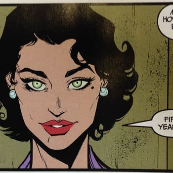 Finding The Balance Between Housewife And Lady Killer In Issue #2
