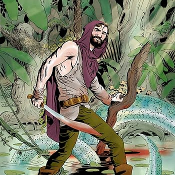 We Wanted To Move Him Away From Earth. &#8211 Paul Tobin Talks Jungle Jim