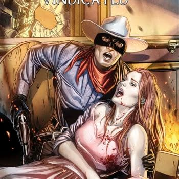 Justin Gray On Wrapping Up Lone Ranger: Vindicated