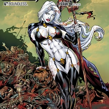 Lady Death Returns To Comic Shops This Week With Apocalypse