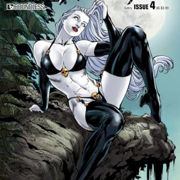 Lady Death: Apocalypse #4 By Wolfer And Borstel Plus The Boundless Solicitations For May 2015