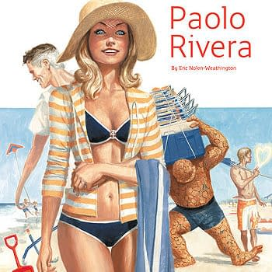 Modern Masters #30 Spotlights Paolo Rivera