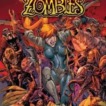 A Second Marvel Zombies Title For Secret Wars And What Is The Shield?