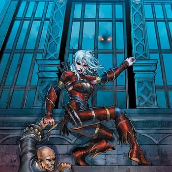 Exclusive First Look At Dynamite's Fantasy Titles Shipping In May 2015