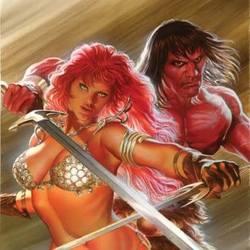 """""""If You Get On The Wrong Side Of Them, You're In Trouble"""" – Victor Gischler On Red Sonja / Conan"""