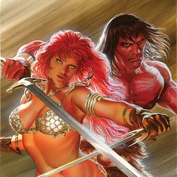 If You Get On The Wrong Side Of Them Youre In Trouble &#8211 Victor Gischler On Red Sonja / Conan