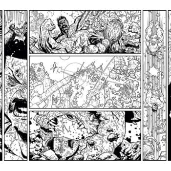 Ryan Ottley Previews Pages From Three Upcoming Issues Of Invincible