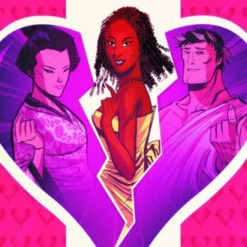 Reincarnation Really Complicates The Love Life: Preview Resurrectionists #5 From Dark Horse