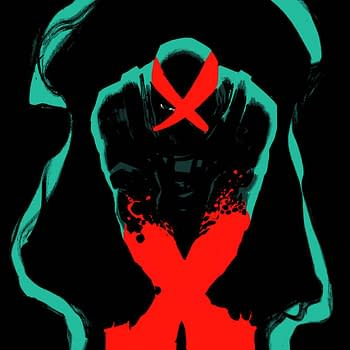 Relentlessly Hard Boiled &#8211 Preview X #23 From Dark Horse