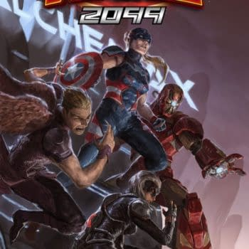Secret Wars 2099 #1 – And More – From Peter David And Will Sliney
