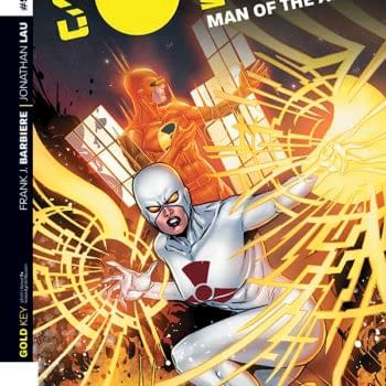 """""""This Arc Is The Finale We've Been Building Towards Since Issue One"""" – Frank Barbiere On Solar: Man Of The Atom"""