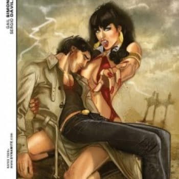 Sorrow As Django/Zorro Comes To An End… Dynamite Solicitations For May 2015