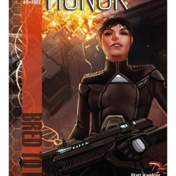A New Tales Of Honor In June From Top Cow – And A Look At The FCBD #0 Issue