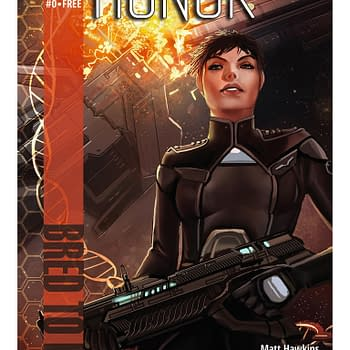 Top Cow's FCBD Book – Tales Of Honor: Bred To Kill #0