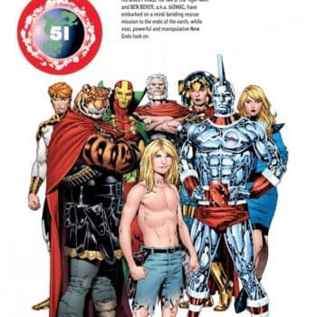 Is Justice League 3000 Taking Place On Earth 51?