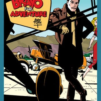 Alex Toth's Bravo For Adventure To Be Collected By IDW