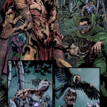 Age Of Ultron Vs Marvel Zombies Is… An Ongoing?
