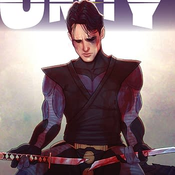 Valiant Previews &#8211 Ivar Timewalker Unity And The Valiant