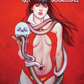 """""""What's A Little Vampirism, Here Or There?"""" – Nancy A Collins Talks Vampirella"""