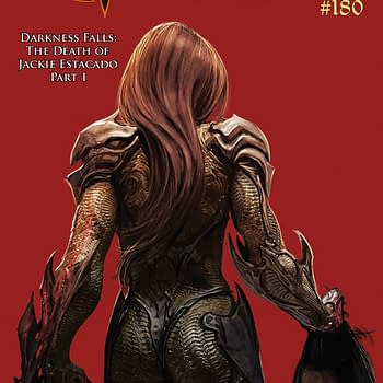 The Death Of Jackie Estacado &#8211 Preview For Witchblade #180
