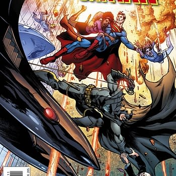 I Never Saw Him So Powerful &#8211 Lois Lane From Worlds Finest #31