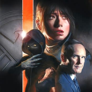Art Of Evolution – Agents Of SHIELD Promo Posters Are Back