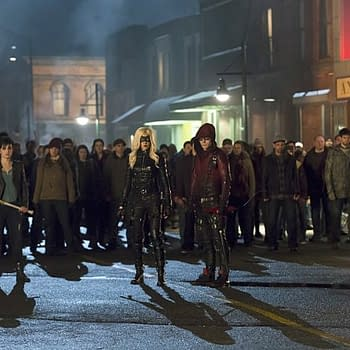 Only The Student Can Defeat The Master &#8211 Recapping Arrow 3.12: Uprising