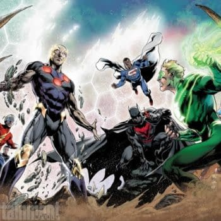 When Thomas Meets Bruce – A Few Details Of DC Comics' Convergence Event