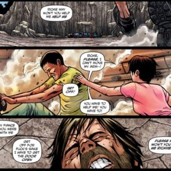 The Crossed DOA Webcomic Reaches Its Very Bloody Conclusion