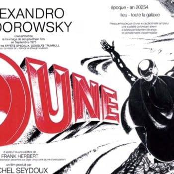 The Lost Tale of Arrakis – Jodorowsky's Dune
