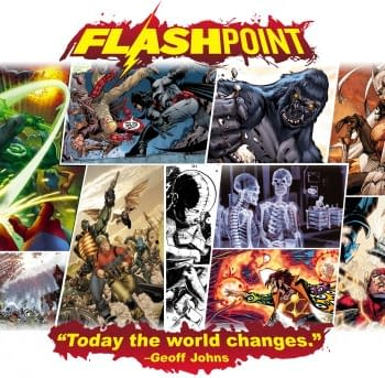 [RUMOR] The Flashpoint Script Has Been Turned In But No Director Attached
