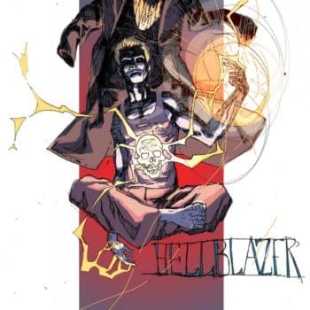 Constantine To Relaunch With Ming Doyle And Riley Rossmo As Constantine: The Hellblazer