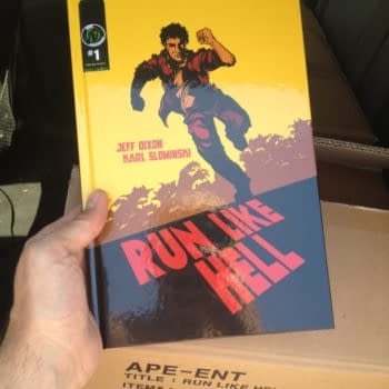 Damon Lindelof And Sam Simon Know How To Run Like Hell