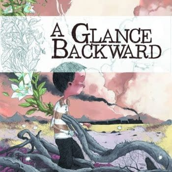 A Surreal Coming Of Age Story Arrives In May – Preview 5 Pages Of A Glance Backward From Magnetic Press