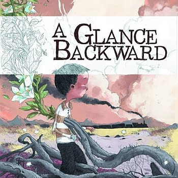 A Surreal Coming Of Age Story Arrives In May &#8211 Preview 5 Pages Of A Glance Backward From Magnetic Press