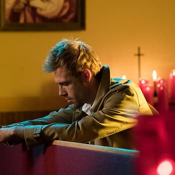 Tweet To Help Save Constantine at 1 PM EST / 10 AM PST