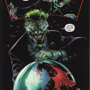 Scott Snyder Gets To Do What He Originally Planned For Batman: Death Of The Family (SPOILER)