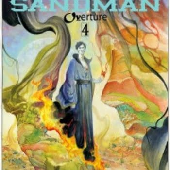 Sandman Overture #5 Out In May – And DC Comics Aims For A Collection By Christmas
