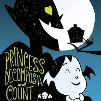 The Underworld Is Under New Management In Princess Decomposia And Count Spatula