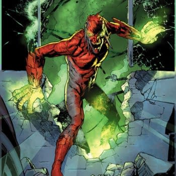Doomed And Red Hood/Arsenal By Scott Lobdell For DC Comics Relaunch (UPDATE)