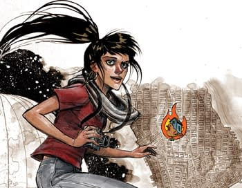 Why Shutter Is A Daring Comic