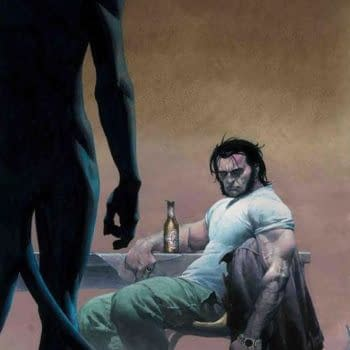 Esad Ribic's Gay Porn Wolverine Cover That Marvel Never Noticed