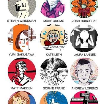 Retrofit Comics Announces 12 Creators For 2015 Including Kate Leth Matt Madden Box Brown
