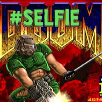 Doom Gets A Selfie Stick And Instagram Filter Mod