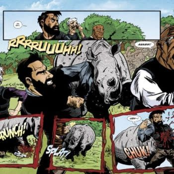 Spotlight on ComiXology Submit – Uncaged And Moros: A Hard Boiled Hero